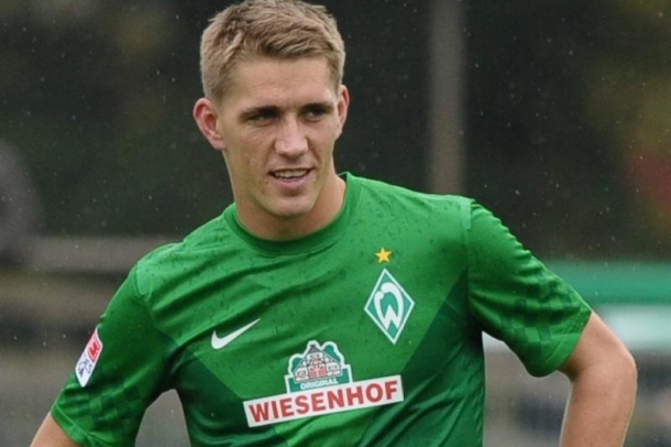 Petersen is keen to stay in Bremen