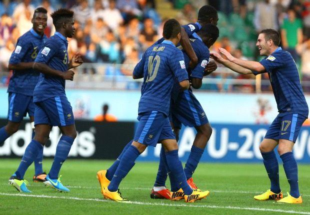 Чемпионат мира (U-20). Финал. Франция — Уругвай — 0:0 (пен. 4:1). Хроника триумфа Les Bleus