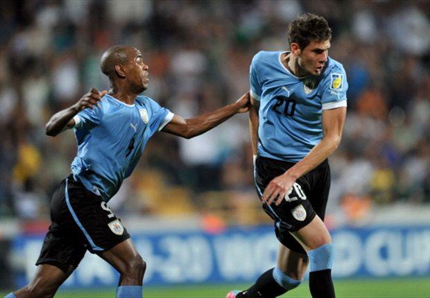 Чемпионат мира (U-20). Полуфинал. Ирак — Уругвай — 1:1 (пен. 6:7). Хроника событий