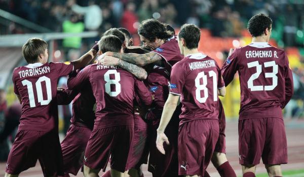 «Рубин» установил рекорд по попаданию в плей-офф Лиги Европы