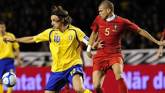 Португалия — Швеция. Стали известны стартовые составы