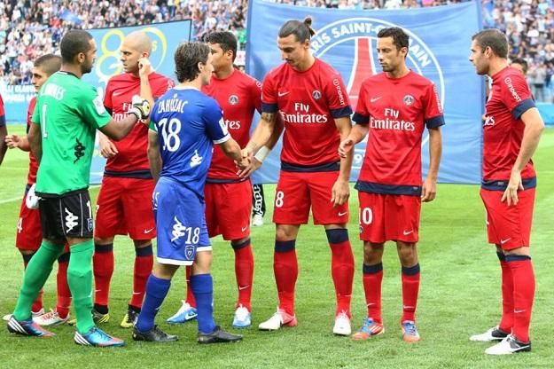 Французская Лига 1. «ПСЖ» — «Бастия» — 4:0. Хроника разгрома