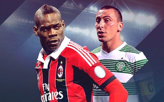 Лига чемпионов-2013/14. «Милан» — «Селтик» — 2:0. Хроника событий