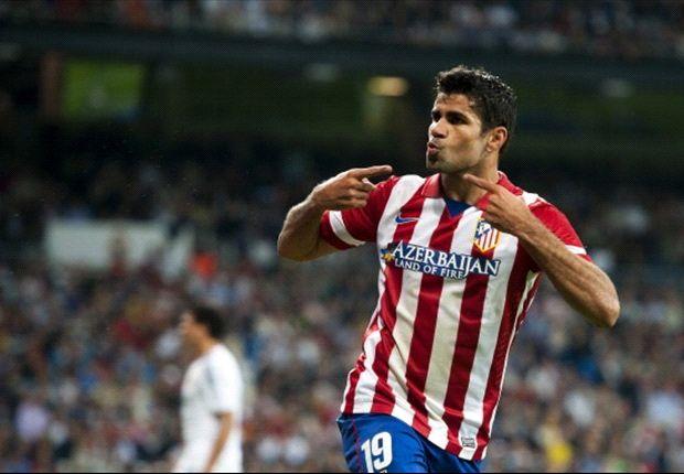 Диего Коста не примет участия в товарищеских матчах сборной Испании из-за травмы