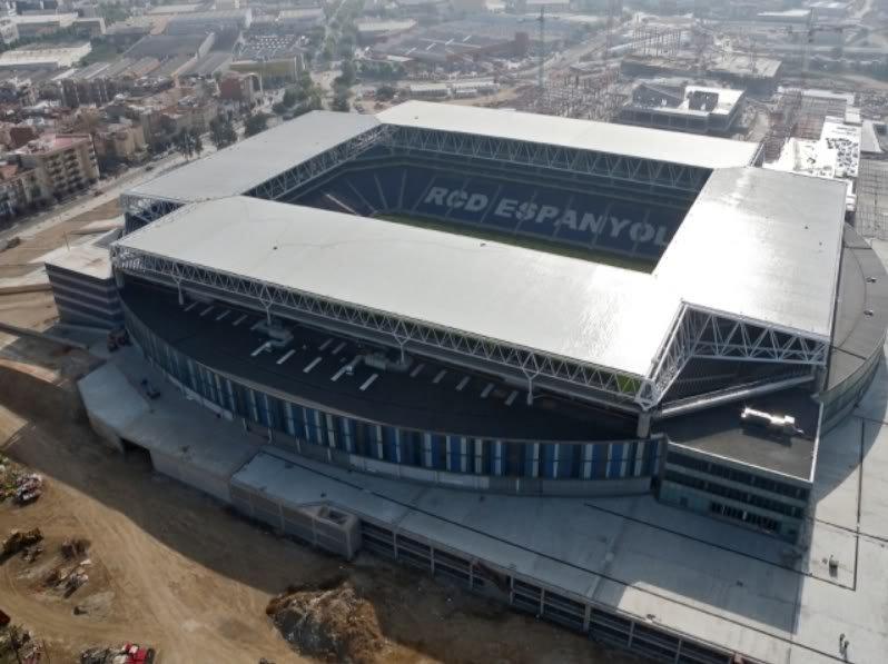 Каталонские власти предпочли «Евровегасу» стадион «Эспаньола»
