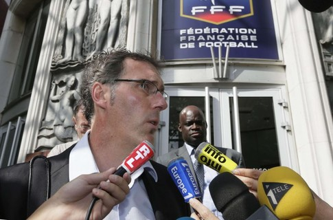 Блан решил не продлевать соглашение со сборной Франции