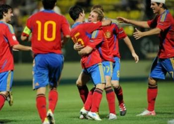 Финал чемпионата Европы среди молодежных команд. Первый тур. Группа А