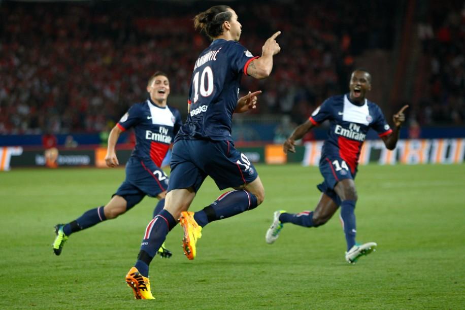 Лига чемпионов-2013/14. Группа «C». «ПСЖ» — «Бенфика» — 3:0. Хроника тотального уничтожения