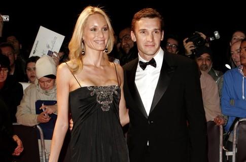 Андрей Шевченко в третий раз станет отцом