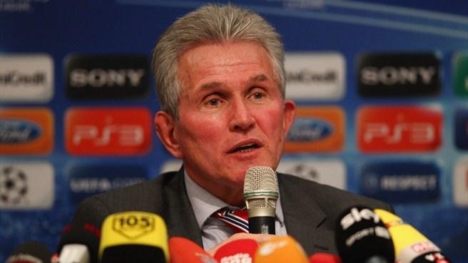 Юпп Хайнкес: «В игре против «Валенсии» понадобилось немало терпения»