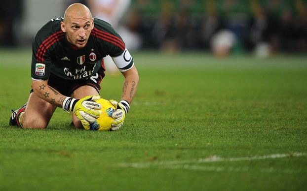 Latest transfer rumours: Abbiati to leave Milan in summer