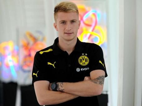 Marco Reus: 'I always felt incredibly happy in Dortmund'