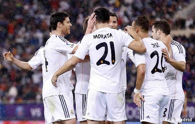 Испанская Ла лига. «Реал» — «Сельта» — 3:0. Хроника событий