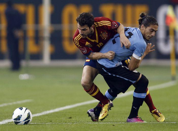 Кубок конфедераций. Групповой этап. Испания — Уругвай. Прогноз. «Репетиция начинается»