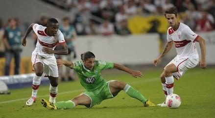 Немецкая Бундеслига. «Штутгарт» упустил шанс, из-за чего проиграл «Вольфсбургу»