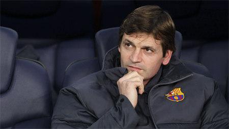 Тито Виланова назвал победу «Барселоны» заслуженной