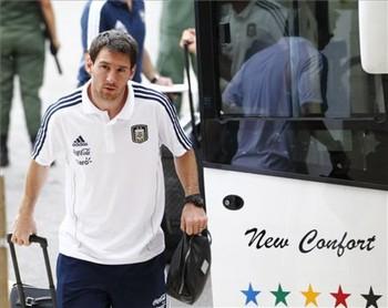 Автобус сборной Аргентины был атакован перуанскими фанатами