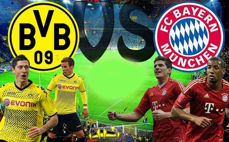 Немецкая Бундеслига. 13-й тур. «Боруссия» (Дортмунд) — «Бавария». Прогноз. «Не бойся, я с тобой»