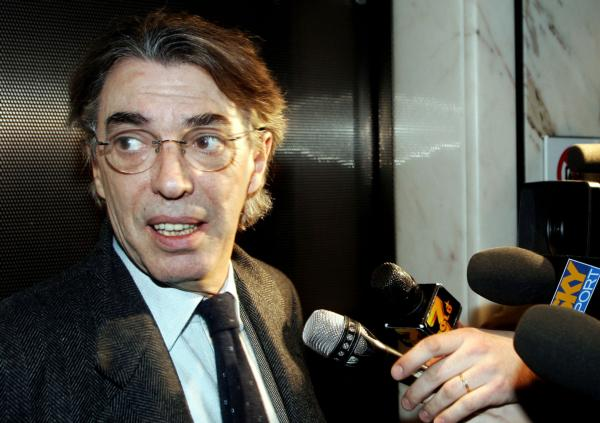 """Massimo Moratti: """"I never expected Inter to be one of the frontrunners in Serie A this season"""""""