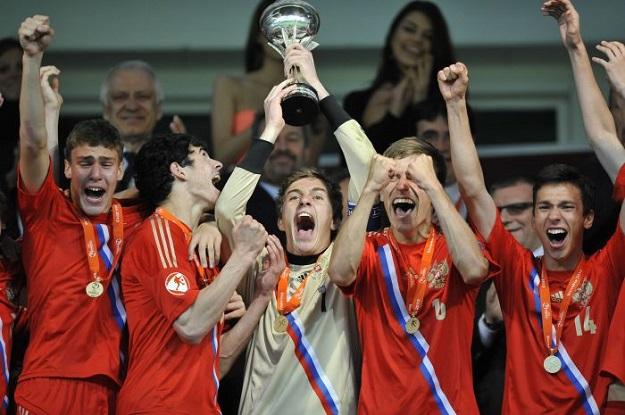 Топ-10 звезд, выигрывавших чемпионат Европы (U-17)