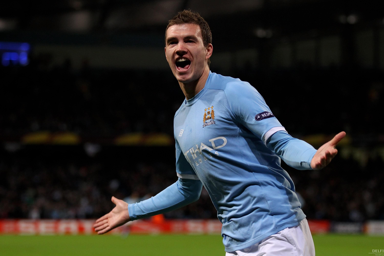 Эдин Джеко не собирается покидать «Манчестер Сити»