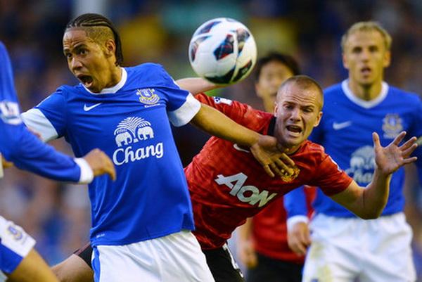Английская Премьер-лига. 14-й тур. «Манчестер Юнайтед» — «Эвертон» — 0:1. Хроника событий