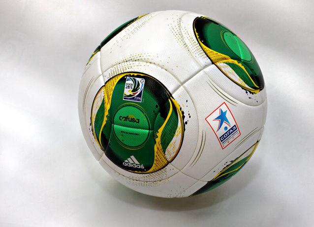 РФПЛ представила мяч, которым будут играть во второй части сезона-2012/13 (ФОТО)