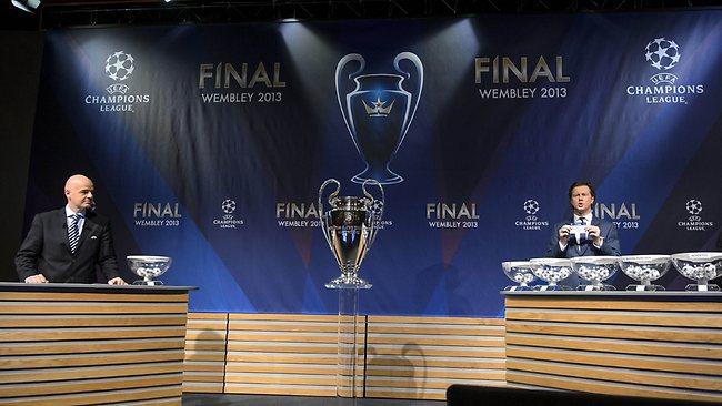 Лига чемпионов-2013/14. В плей-офф «ПСЖ» сыграет с «Байером»