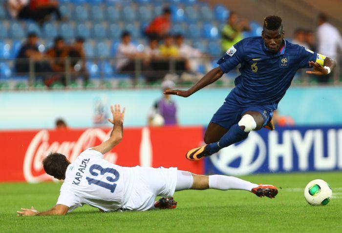 Молодежный чемпионат мира (U-20). Финал. Французы сыграют с командой Уругвая
