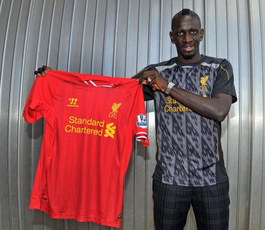 Сако стал игроком «Ливерпуля»