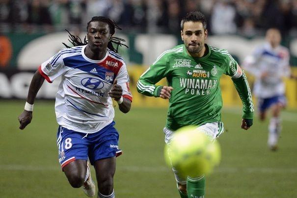 Французская Лига 1. «Лион» — «Сент-Этьен» — 1:1. Хроника событий