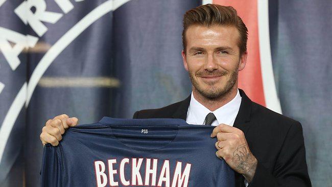 """Ancelotti: """"Beckham can help the team"""""""