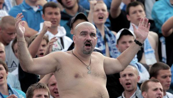 После матча «Зенит» — «Локомотив» были задержаны более 30 фанатов