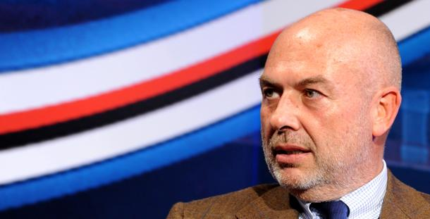 Sampdoria appoints new president