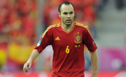 УЕФА выбрал лучших футболистов Евро-2012