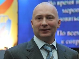 Первый официальный кандидат на пост главы РФС – сын Жириновского