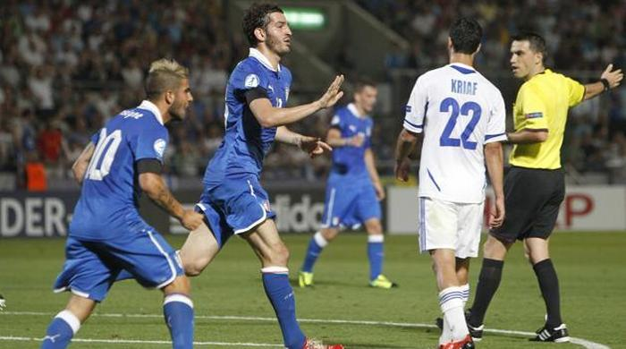 Чемпионат Европы (U-21). Норвегия — Италия. Прогноз. «В полуфинал»