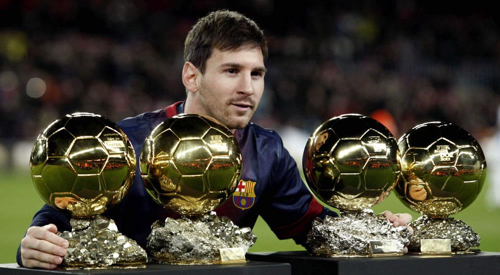 Пять причин, по которым «Золотой мяч» должен получить Лионель Месси