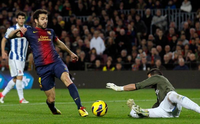 Испанская Ла лига. «Барселона» — «Эспаньол». Онлайн-трансляция начнется в 23.59