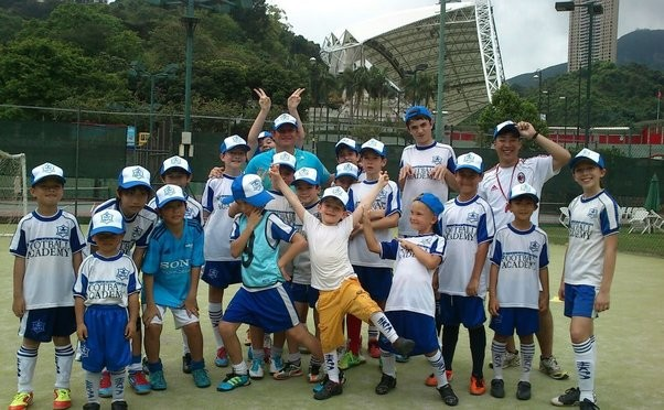 """The Hong Kong Football Association announces the start of """"Second Stage of The Jockey Club Youth Football Development Programme 2013"""""""