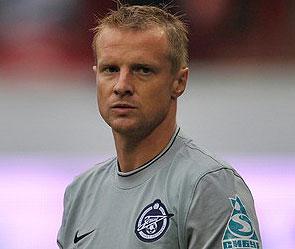 Малафеев приостановил карьеру в сборной России