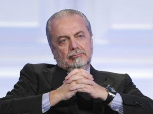Aurelio De Laurentis affirms that Federico Balzaretti didn't want to move to Napoli