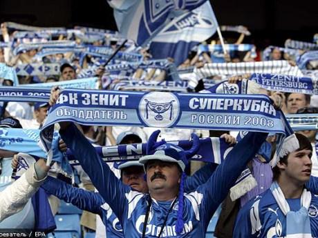 Поклонники «Зенита» возмутились решением руководства «Балтики»