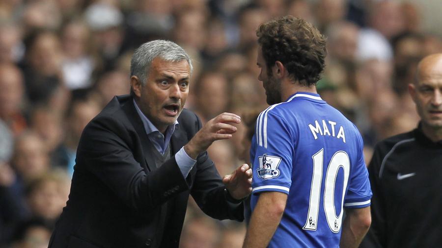Жозе Моуринью: «Я ничего не смог дать Мате как тренер, и это меня расстраивает»