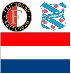 «Фейеноорд» ушел от поражения в матче с «Херенвеном»