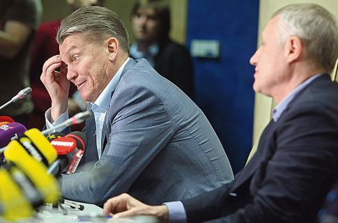 Игорь Суркис: «Позор смоем нашими победами»