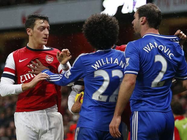 Premier League news: Arsenal 0-0 Chelsea