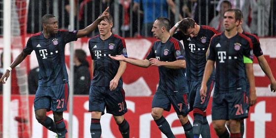 Лига чемпионов-2013/14. Группа «D». «Бавария» — «Виктория» — 5:0. Хроника предсказуемого разгрома
