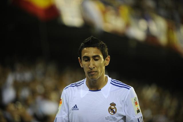 Di María: 'We get better with each season'