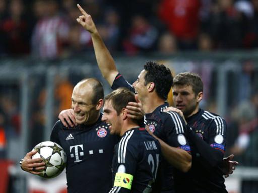 European weekend: German Bundesliga